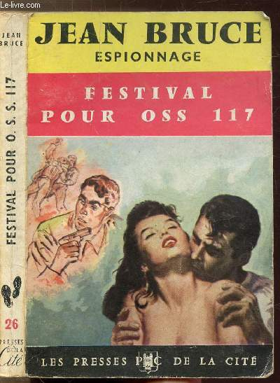 FESTIVAL POUR OSS 117 - COLLECTION