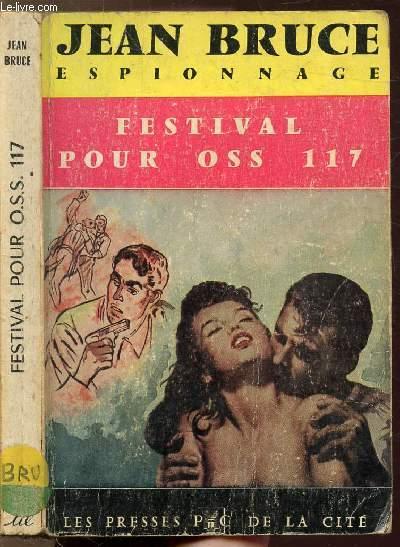 FESTIVAL POUR OSS 117 - COLLECTION