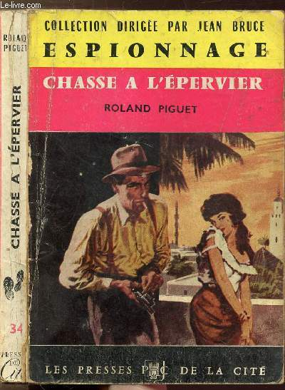 CHASSE A L'EPERVIER - COLLECTION