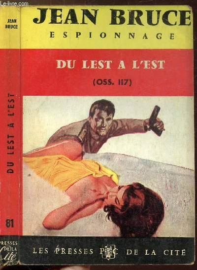 DU LEST A L'EST (OSS. 117) - COLLECTION