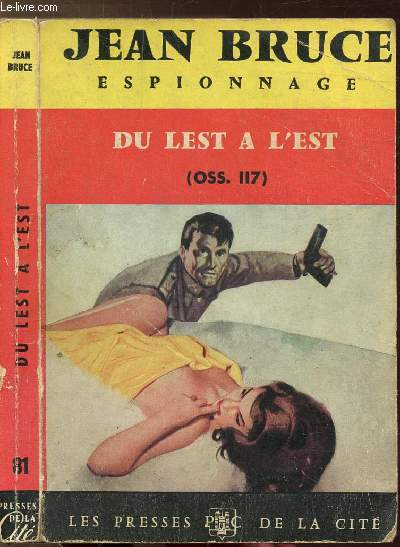 DU LEST A L'EST (OSS. 117) - COLLECTION