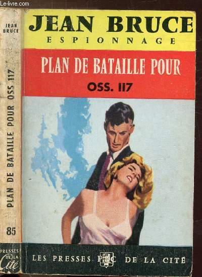 PLAN DE BATAILLE POUR OSS. 117 - COLLECTION