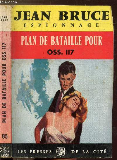 PLAN DE BATAILLE POUR OSS.117 - COLLECTION