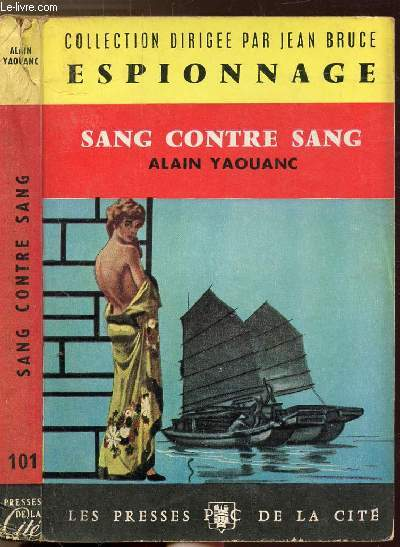 SANG CONTRE SANG - COLLECTION