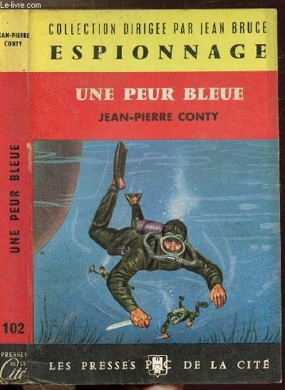 UNE PEUR BLEUE - COLLECTION