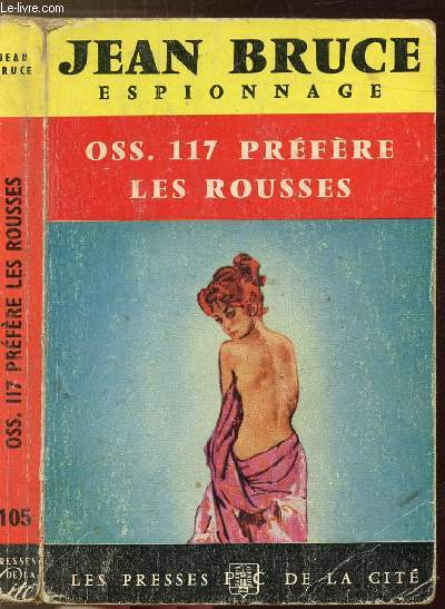 OSS. 117 PREFERE LES ROUSSES - COLLECTION