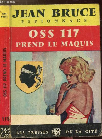 OSS 117 PREND LE MAQUIS - COLLECTION