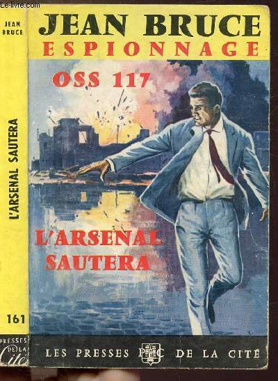 L'ARSENAL SAUTERA OSS 117 - COLLECTION
