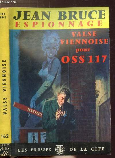 VALSE VIENNOISE POUR OSS 117 - COLLECTION