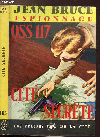 OSS 117 CITE SECRETE - COLLECTION
