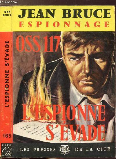 L'ESPIONNAGE S'EVADE OSS 117 - COLLECTION