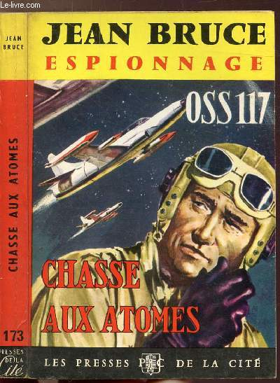 CHASSE AUX ATOMES OSS 117 - COLLECTION