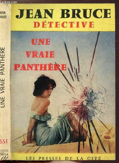 UNE VRAIE PANTHERE - COLLECTION