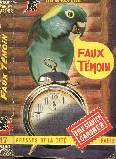 LE PERROQUET FAUX-TEMOIN- COLLECTION