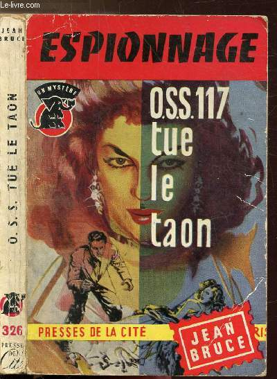O.S.S. 117 TUE LE TAON - COLLECTION