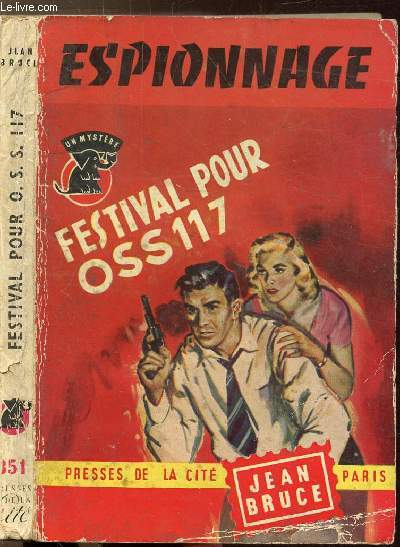 FESTIVAL POUR O.S.S. 117 -  COLLECTION