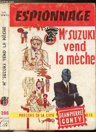 MR. SUZUKI VEND LA MECHE -  COLLECTION