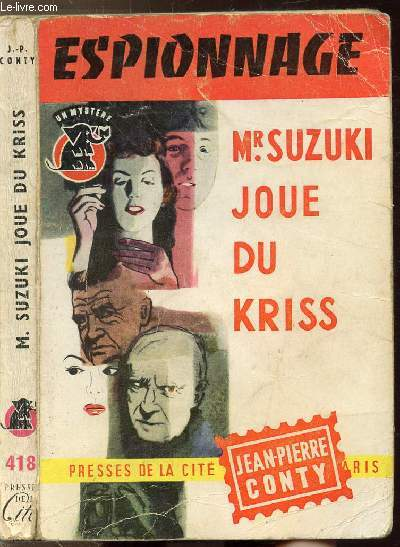 MR. SUZUKI JOUE DU KRISS -  COLLECTION
