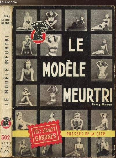 LE MODELE MEURTRI-  COLLECTION