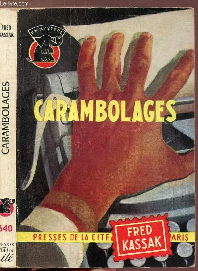 CARAMBOLAGES- COLLECTION