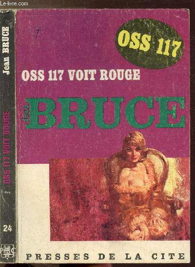 O.S.S. 117 VOIT ROUGE- COLLECTION