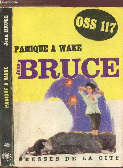PANIQUE A WAKE (O.S.S. 17) - COLLECTION