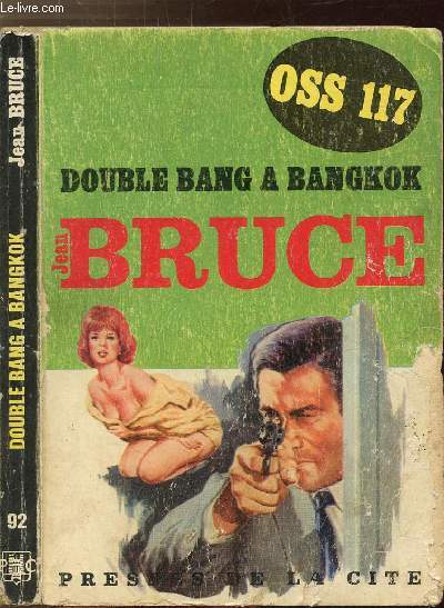 DOUBLE BANG A BANGKOK (O.S.S. 117) - COLLECTION