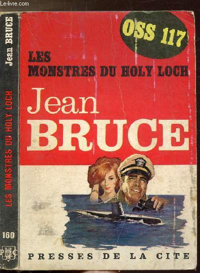 LES MONSTRES DU HOLY LOCH ( OSS 117) - COLLECTION
