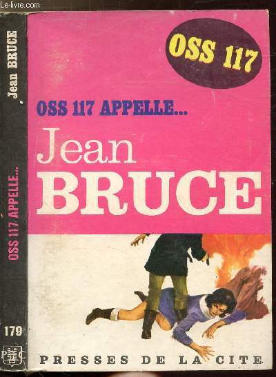 OSS 117 APPELLE...- COLLECTION
