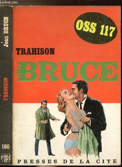 TRAHISON (OSS 117) - COLLECTION