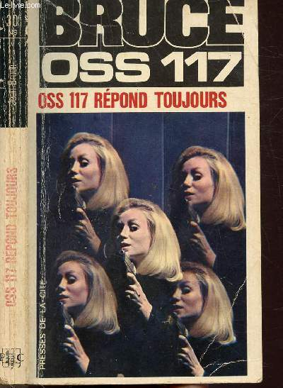 O.S.S. 117 REPOND TOUJOURS...- COLLECTION JEAN BRUCE N°30