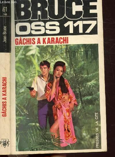 GACHIS A KARACHI - COLLECTION JEAN BRUCE N°61