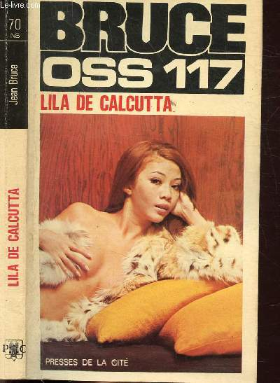 LILA DE CALCUTTA- COLLECTION JEAN BRUCE N°70