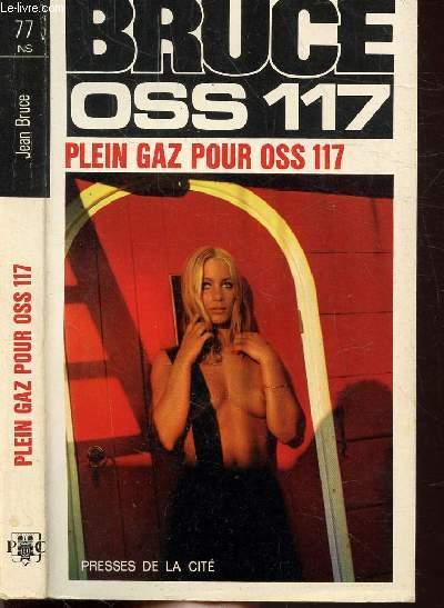 PLEIN GAZ POUR O.S.S. 117- COLLECTION JEAN BRUCE N°77