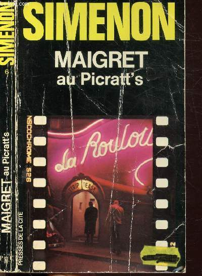 MAIGRET AU
