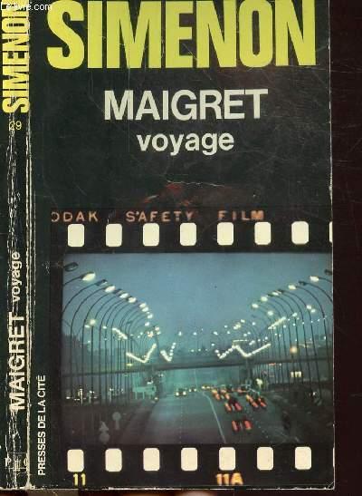 MAIGRET VOYAGE - COLLECTION MAIGRET N°29