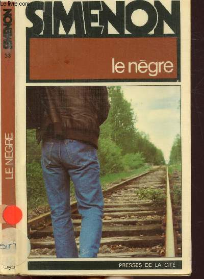 LE NEGRE - COLLECTION MAIGRET N°33
