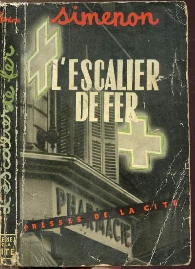 L'ESCALIER DE FER