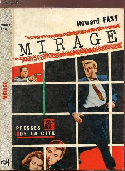 MIRAGE - COLLECTION UN MYSTERE  N°749