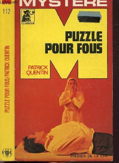 PUZZLE POUR FOUS - COLLECTION