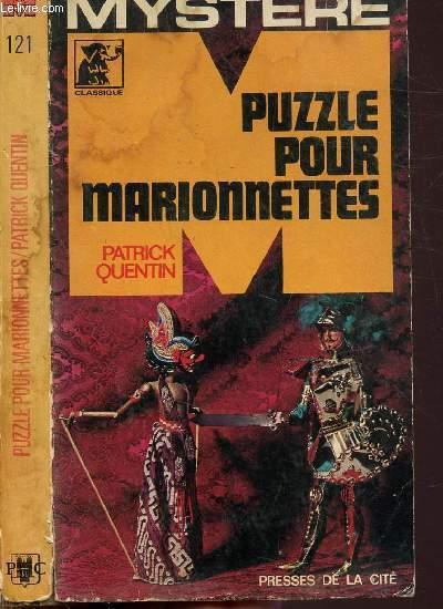 PUZZLE POUR MARIONNETTES - COLLECTION