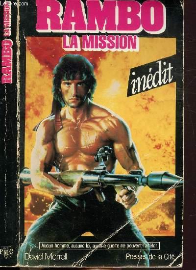 RAMBO - LA MISSION - COLLECTION