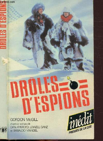 DROLES D'ESPIONS - COLLECTION