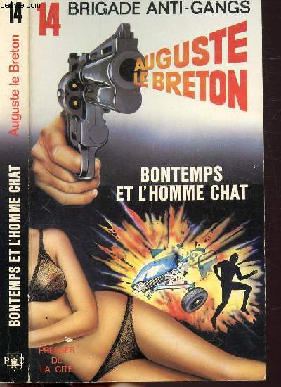 BONTEMPS ET L'HOMME-CHAT - COLLECTION