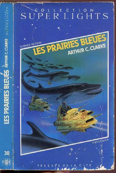 LES PRAIRIES BLEUES - COLLECTION