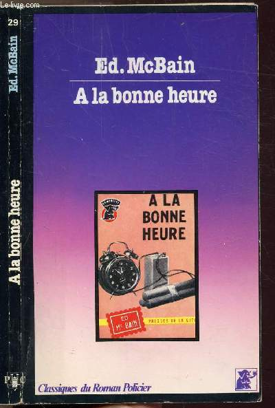 A LA BONNE HEURE  - COLLECTION