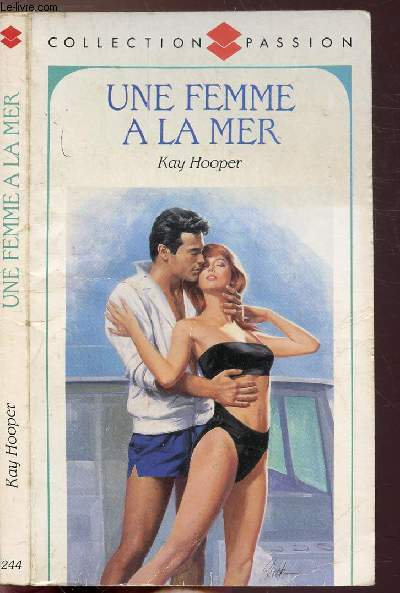 UNE FEMME A LA MER - COLLECTION