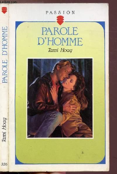 PAROLE D'HOMME - COLLECTION
