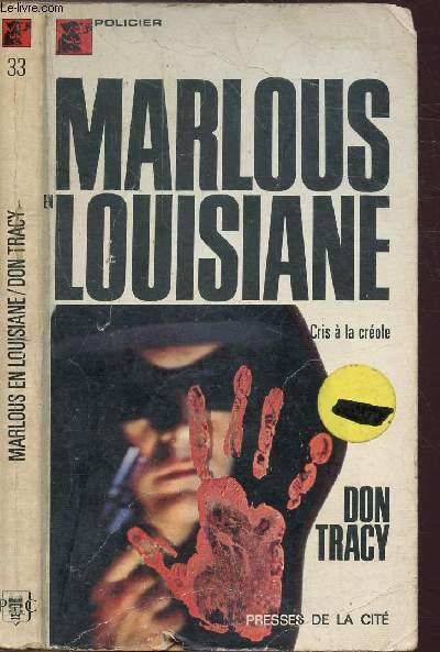 MARLOUS EN LOUISIANE - COLLECTION