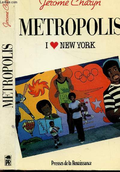 METROPOLIS - I LOVE NEW YORK